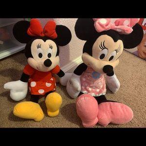 Disney Minnie Mouse -Set of 2